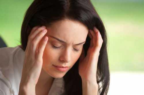 симптоматика головной боли, вызванной стрессом